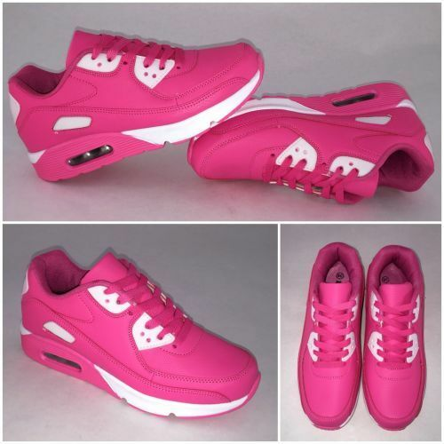 COLOR New Style AIR Sportschuhe   Sneakers FUCHSIA