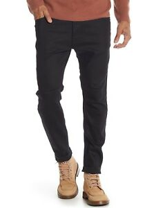 Diesel-Men-039-s-T-Ride-Slim-Carrot-Jeans-Stretch-Black-Denim-Wash-0Z886-W36
