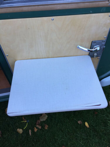 Westfalia SO42 pull out Table Support leg Cargo door cool box unit table C9726