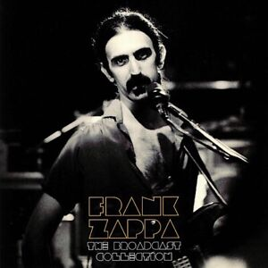 The Broadcast Collection By Frank Zappa Vinyl 3 Lp Box