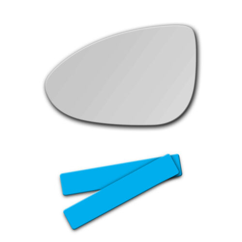 S-D456L Replacement Mirror Glass for CHEVROLET SONIC Driver Side View Left LH L