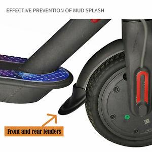 Para-Xiaomi-Mijia-M365-M365-Pro-Electric-Scooter-Antes-y-Parte-de-Fender-trasero