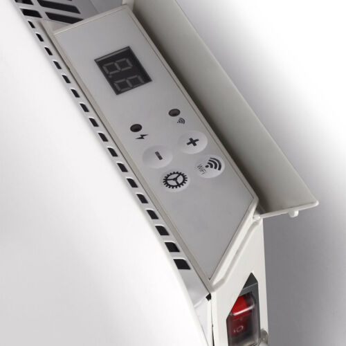 MILL STEEL 800W WiFi Controlled Panel Heater NE800WIFI for Indoor Heating New