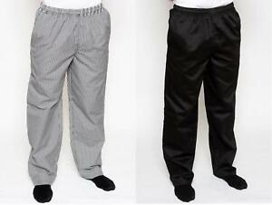 Chef Pants X 3 - Drawstring - Brand New