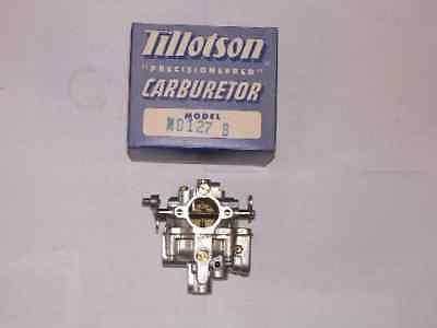 TILLOTSON OM28A Chrysler Outboard Carburetor NEW