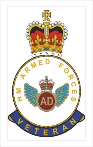 HM Armed Forces RLC Royal Logistics Corps Air Dispatch Veterans Fridge Magnet
