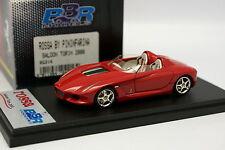 BBR 1/43 - Ferrari Rossa By Pininfarina Salon Turin 2000