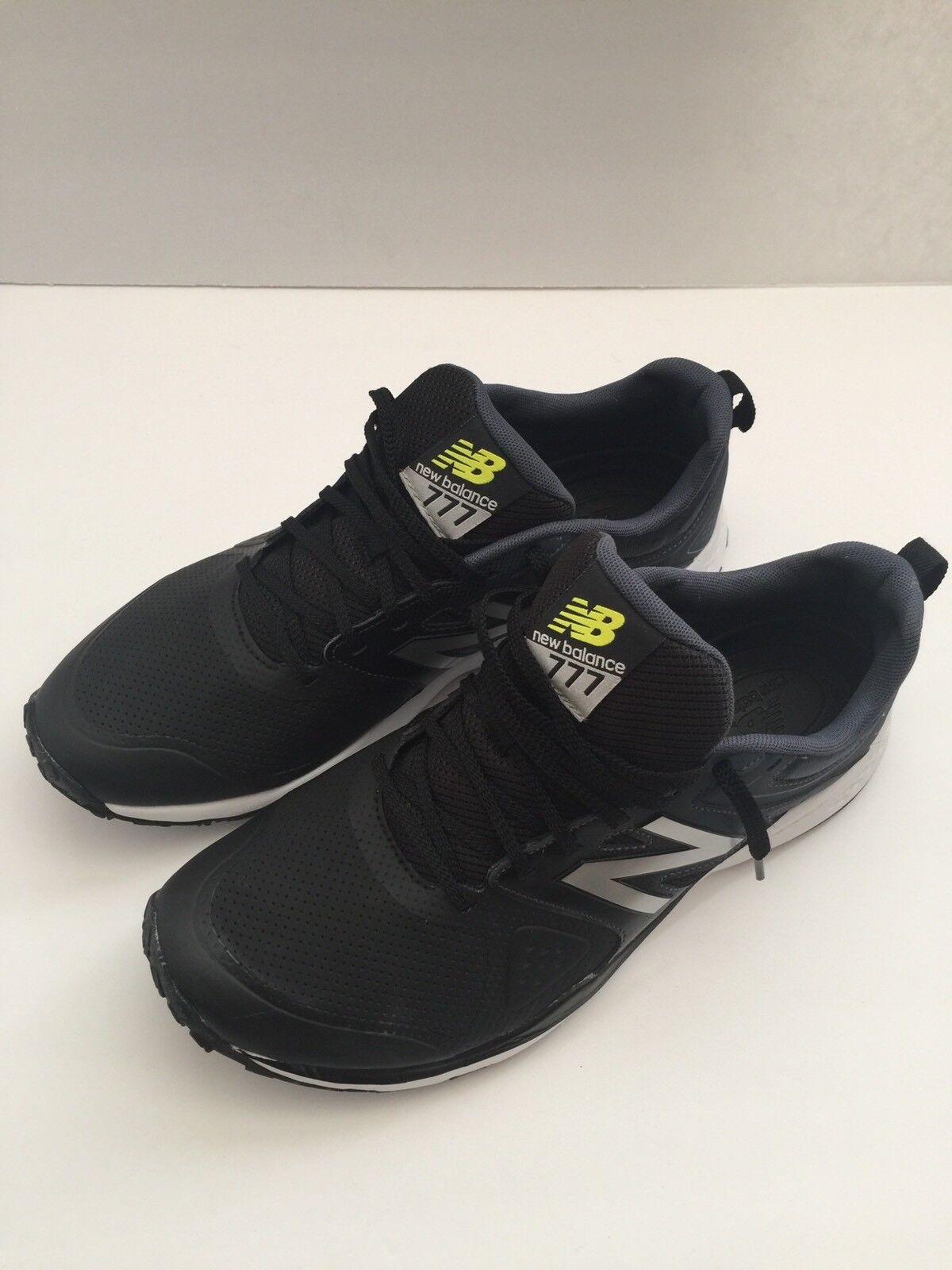 New, New Balance, MX777BF scarpe scarpe scarpe da ginnastica, nero, Dimensione 10.5 M (D) def55e