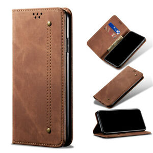 For-Samsung-Galaxy-S10-5G-Wallet-Case-PU-Leather-Phone-Protector-Cover-Card-Slot