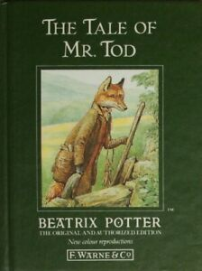 The-Tale-of-Mr-Tod-The-Original-Peter-Rabbit-Books-Potter-Beatrix-Very-Good
