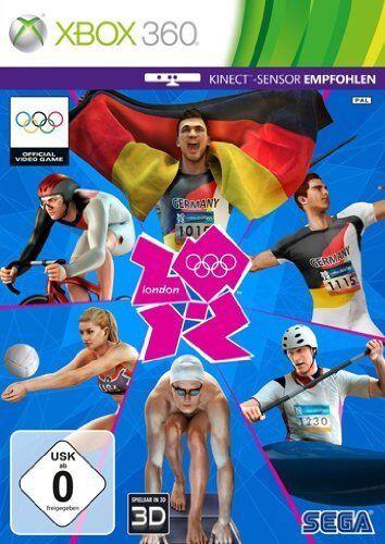 1 von 1 - London 2012: Das offizielle Videospiel der Olympischen Spiele XBOX 360 Spiel