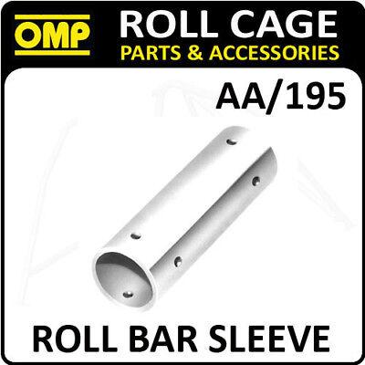 Aa / 195 Omp Roll Cage Manica Connessione Tubo 40mm (1) Omologata Fia Race / Rally-