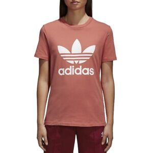 t shirt adidas donna rossa