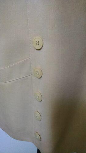 taglia articolo beige doppiopetto n lana Bernard 12 completo 122 in Harve x8BUfYU
