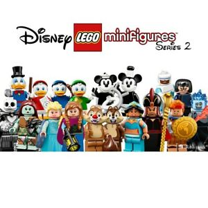 LEGO-Disney-Series-2-Minifigures-Pick-your-Minifigure-71024-NEW-FREE-PRIORITY