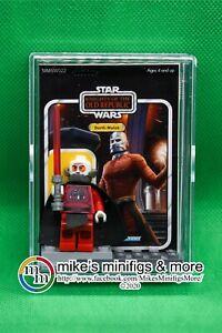 Star Wars Custom Carded Mini-figure Darth Nihilus Minifigure KOTOR Old Republic