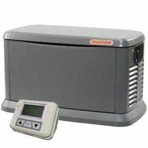 honeywell generac 6032 air cooled 10kw home standby generator