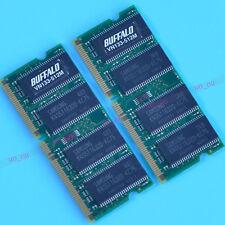NEW 1GB 2X512MB PC133 133mhz  sdram memory RAM Non-ECC laptop memory 144pin