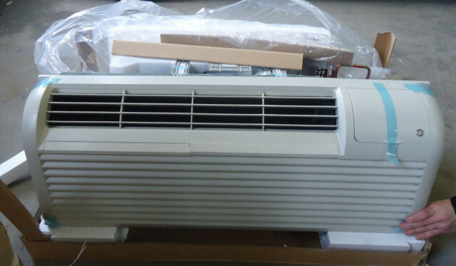 GE Zoneline PTAC Through The Wall Heat Pump AC 11,700 BTU Cool 10,600 on