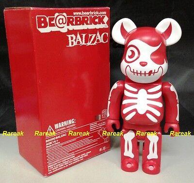 Medicom 2012 Be@rbrick Balzac 400/% Horror 308 Atom-Age Vampire Black bearbrick