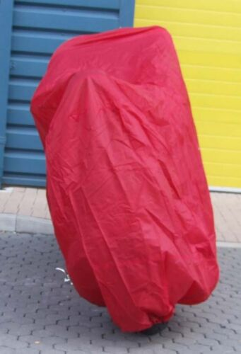 300D Oxford Cloth Motorcycle Cover-Fits Most Sport Bikes-4100 Red