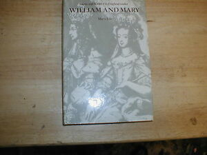 WILLIAM AND MARY Arts amp Society in England under WILLIAM AND MARY  MARY EDE HB - <span itemprop='availableAtOrFrom'>Stockport, Cheshire, United Kingdom</span> - WILLIAM AND MARY Arts amp Society in England under WILLIAM AND MARY  MARY EDE HB - Stockport, Cheshire, United Kingdom