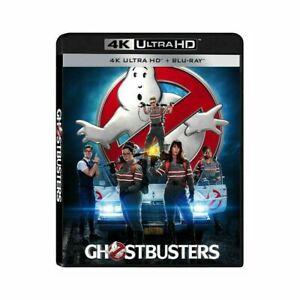 GHOSTBUSTERS - 2016 - 4K ULTRA HD + BLU-RAY