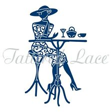 TATTERED LACE DIES - ETL322 ~  WATCHING THE WORLD GO BY