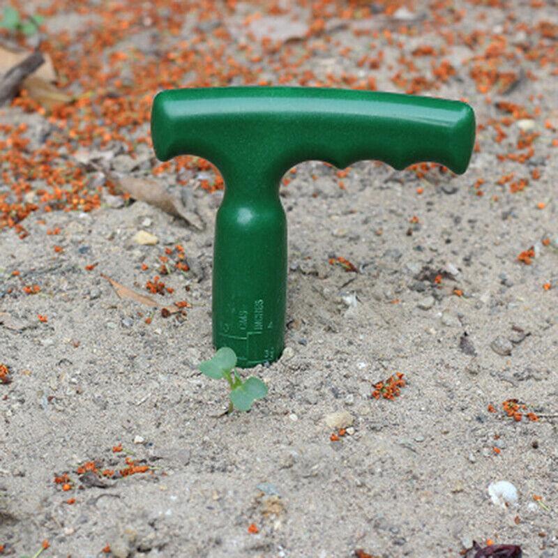 Widger Grip Plastic Transplanting Seedling Dibber Garden Bulb Planting Toollo