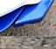 For Hyundai Elantra 2017-2018 ABS Blue Front Bumper Cover Trim Molding 3PCS