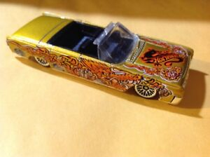 Diecast & Toy Vehicles Hot Wheels 1964 Lincoln Continental Hand Made Ceiling Fan-light Pull-1964 Home & Garden