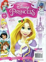 Disney Princess Official Magazine 28 (2015) Brand - Free Shipping