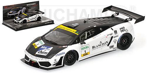 Lamborghini Gallardo Lp600 Geipel Gt Masters 2011 Minichamps 1 43 437111201