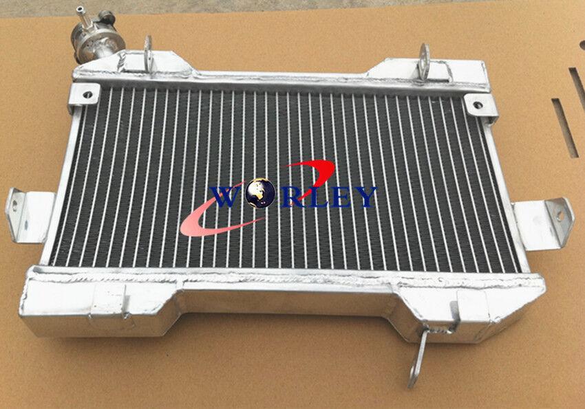 New For SUZUKI LTR450 LTR 450 LT450R aluminum radiator 2006-2009 06 07 08 09