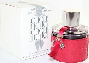 perfume ch carolina herrera tester