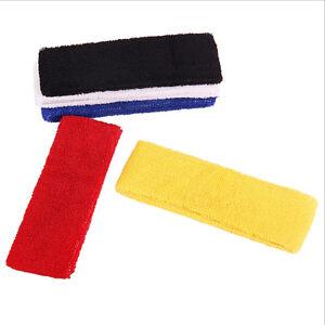 Great-Sport-Headband-Elastic-Cotton-GYM-Tennis-HeadBand-Basketball-Pop-LS