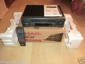 Sharp VC-M311GM VHS-Videorecorder in OVP, inkl. BDA & FB, gepflegt, 2J.Garantie