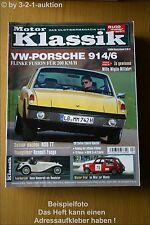 Motor Klassik 4/04 VW Porsche 914/6 NSU TT Mini DKW