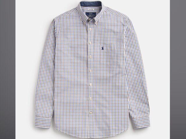 Joules Hensley Mens Shirt Size XXL