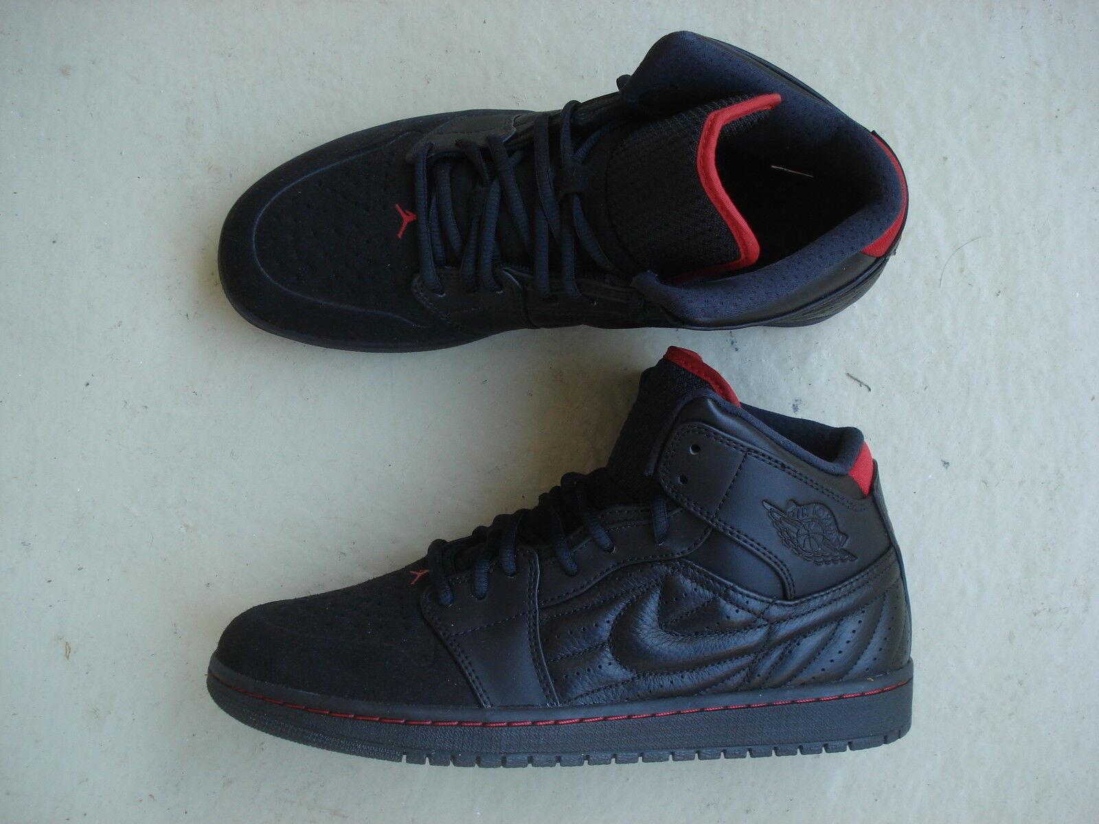 Nike Air Jordan 1/i'99 45 Last Shot RedNegro Negro/Gym RedNegro Shot 0dba7c