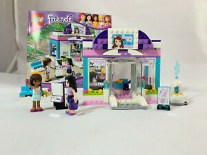 "Lego Friends #3187 - ""Butterfly Beauty Shop"" - 100% ..."