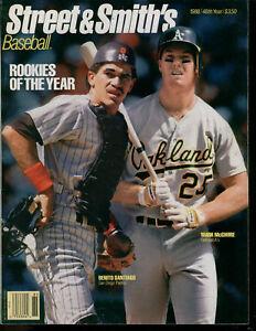 Street-amp-Smith-039-s-Baseball-1988