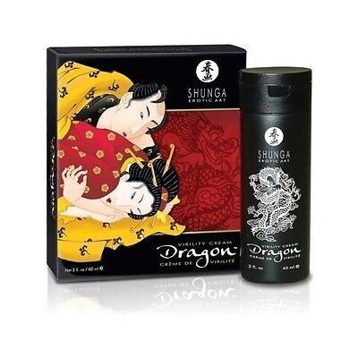 Shunga Dragon crema potenciadora erección