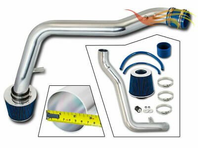 Blue For 1990-1993 Acura Integra LS RS GS GSR SE Cold Air Intake System Kit