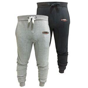 Herren-Vlies-Fitness-Jogginganzug-Jogginghose-Slim-Fit-Schritt-Stil-Hose-726-727