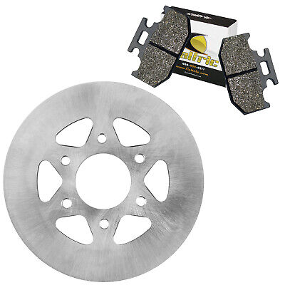 CALTRIC REAR BRAKE DISC ROTOR FITS Polaris RANGER 400 500 570 4X4 2X4 2006 2007-2019