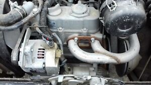 2017 aixam 599 diesel kubota engine 4gy2384 2 cylinder ebay. Black Bedroom Furniture Sets. Home Design Ideas