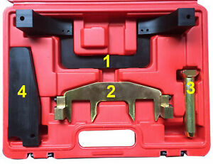 DPTOOL Camshaft Alignment Engine Timing Tool Chain Fixture Tool Kit Compatible for Mercedes Benz M271 C230 271 203