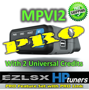 Details about HP Tuners MPVI2 VCM Suite with Pro Features 2 Credits FREE  $25 EBAY GIFT CARD