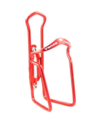 VENZO Aluminium Bike Bicycle Cycling Bottle Cage Holder